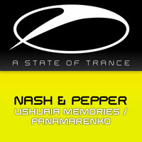 Nash & Pepper - Ushuaia Memories / Panamarenko