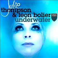 Julie Thompson and Leon Bolier - Underwater