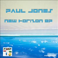 Paul Jones - New Horizon