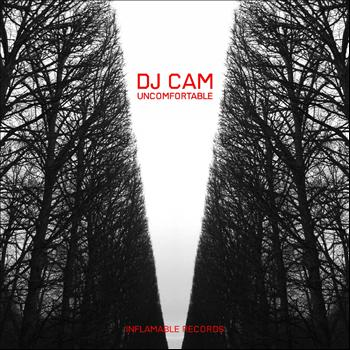 Dj Cam - Uncomfortable EP