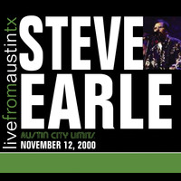 Steve Earle - Live From Austin TX '00