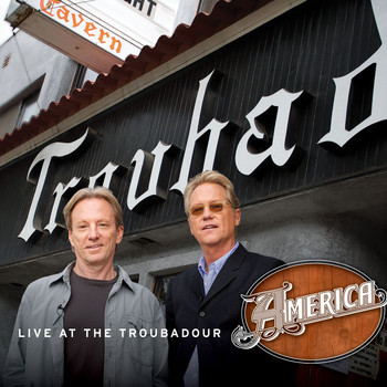 America - Live At The Troubadour EP