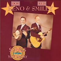 Don Reno & Red Smiley - Songs From Yesterday