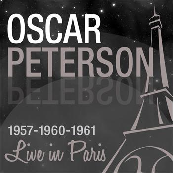 Oscar Peterson - Live in Paris