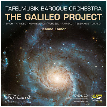 Jeanne Lamon - The Galileo Project: Music of the Spheres
