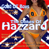 "Brian ""Hacksaw"" Williams - The Dukes Of Hazzard: Good Ol' Boys - Theme from the TV Series (Waylon Jennings)"