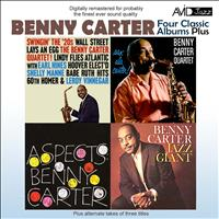 Benny Carter - Four Classic Albums Plus (Benny Carter, Jazz Giant / Swingin' The '20's / Sax Ala Carter! / Aspects) (Remastered)