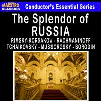 Prague Symphony Orchestra - The Splendor of Russia