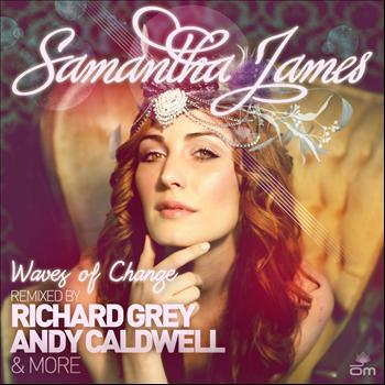 Samantha James - Waves of Change Remixes Part 2