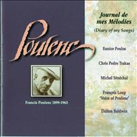 Francis Poulenc - Poulenc: Journal de mes Mélodies