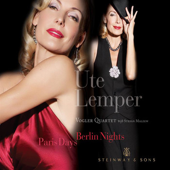 Ute Lemper - Paris Days, Berlin Nights