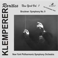 Otto Klemperer - Klemperer Rarities: New York, Vol. 1 (1934)