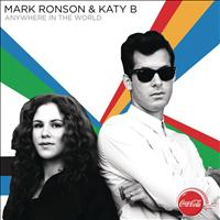 Mark Ronson & Katy B - Anywhere in the World (Radio Edit)
