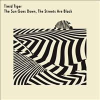 Timid Tiger - The Sun Goes Down, the Streets Are Black