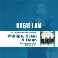 Phillips, Craig & Dean - Great I Am - Performance Track - EP