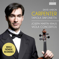 David Aaron Carpenter - Kraus: Viola Concertos