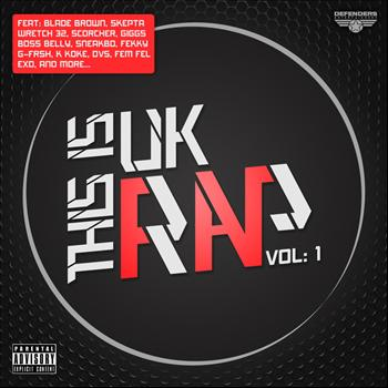 Various Artists - THIS IS UK RAP
