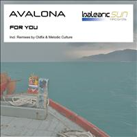 Avalona - For You