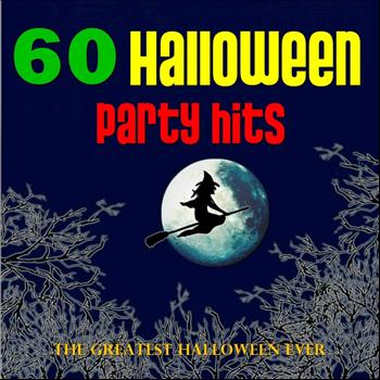 Various Artists - 60 Halloween Party Hits