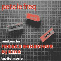 Pete Le Freq - Don't Hold Back