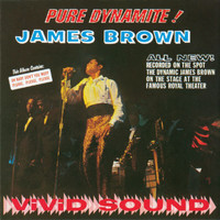 James Brown - Pure Dynamite!