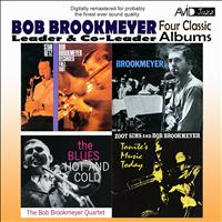 Bob Brookmeyer - Four Classic Albums (Recorded Fall 1961 / Brookmeyer / Tonite's Music Today / The Blues Hot and Cold) [Remastered]