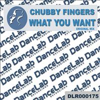 Chubby Fingers - What You Want