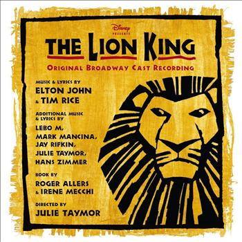 Various Artists - The Lion King: Original Broadway Cast Recording