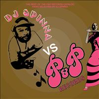 DJ Spinna - DJ Spinna vs. P&P Records: The Digital LP Edition