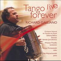 Richard Galliano - Tango Live Forever