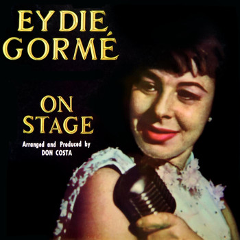 Eydie Gorme - On Stage
