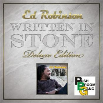 Ed Robinson - Written In Stone (Deluxe Edition)