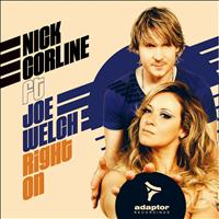Nick Corline - Right On