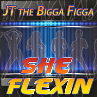 JT The Bigga Figga - She Flexing