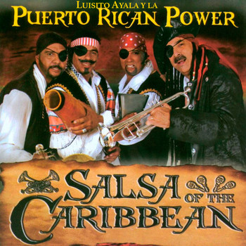 Puerto Rican Power - Salsa Of The Caribbean