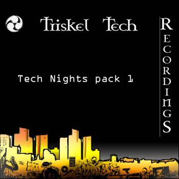 Various Artists - Tech Nights Mini Pack
