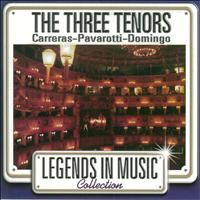 Carreras, Pavarotti & Domingo - The Three Tenors (Legends In Music Collection)