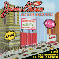James Brown - Live At The Garden