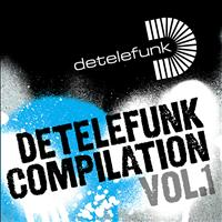 Detroit Grand Pubahs - Detelefunk Vol. 1