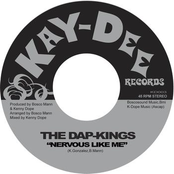 The Dap-Kings - Nervous Like Me