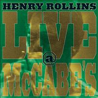 Henry Rollins - Live At McCabes