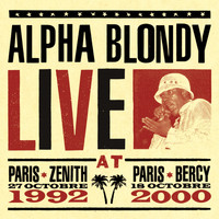 Alpha Blondy - Live at Paris Zenith 1992 & Paris Bercy 2000