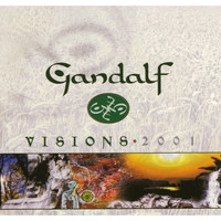 Gandalf - Visions 2001 Inspired by J.R.R. Tolkien's 'Lord Of The Rings'