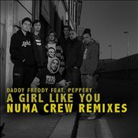 Daddy Freddy - A Girl Like You (Numa Crew Remix)