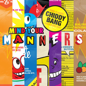 Chiddy Bang - Mind Your Manners (feat. Icona Pop) (Explicit)