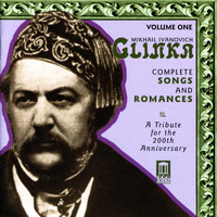 Victoria Evtodieva - Glinka, M.I.: Songs and Romances (Complete), Vol. 1 (A Tribute for the 200Th Anniversary, 1840-1856)