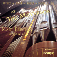 Mary Preston - At the Meyerson