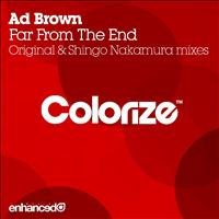 Ad Brown - Far From The End