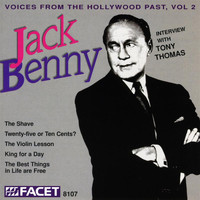 Jack Benny - Voices From The Hollywood Past, Vol. 2 - Jack Benny