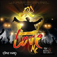 Larue - The Haters Love Me Maxi Single